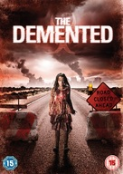 The Demented - British DVD cover (xs thumbnail)