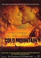 Cold Mountain - Movie Poster (xs thumbnail)
