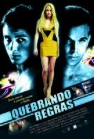 Never Back Down - Brazilian Movie Poster (xs thumbnail)