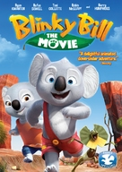 Blinky Bill the Movie - DVD cover (xs thumbnail)