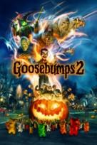 Goosebumps 2: Haunted Halloween - Movie Cover (xs thumbnail)