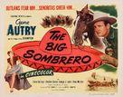 The Big Sombrero - Movie Poster (xs thumbnail)