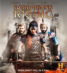 """Barbarians Rising"" - Blu-Ray movie cover (xs thumbnail)"
