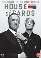 """House of Cards"" - British DVD cover (xs thumbnail)"