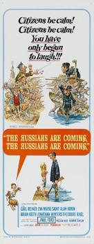 The Russians Are Coming, the Russians Are Coming - Movie Poster (xs thumbnail)