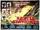 Battle Stations - British Movie Poster (xs thumbnail)