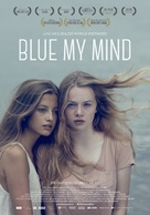 Blue My Mind - Swiss Movie Poster (xs thumbnail)