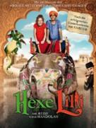 Hexe Lilli - Die Reise nach Mandolan - German poster (xs thumbnail)