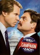 The Campaign - DVD movie cover (xs thumbnail)