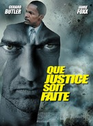 Law Abiding Citizen - French Movie Poster (xs thumbnail)