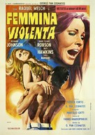 The Beloved - Italian Movie Poster (xs thumbnail)