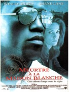 Murder At 1600 - French Movie Poster (xs thumbnail)