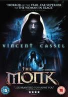 Le moine - British Movie Cover (xs thumbnail)