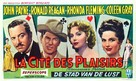 Tennessee's Partner - Belgian Movie Poster (xs thumbnail)