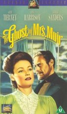 The Ghost and Mrs. Muir - British VHS movie cover (xs thumbnail)