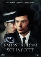 Deux hommes dans la ville - German Movie Cover (xs thumbnail)