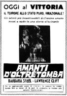 Amanti d'oltretomba - Italian poster (xs thumbnail)