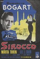 Sirocco - Swedish Movie Poster (xs thumbnail)