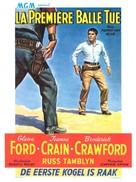 The Fastest Gun Alive - Belgian Movie Poster (xs thumbnail)