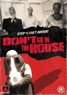 Don't Go in the House - British DVD cover (xs thumbnail)