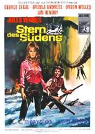 The Southern Star - German Movie Poster (xs thumbnail)