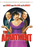 The Apartment - DVD movie cover (xs thumbnail)