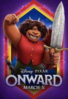 Onward - Canadian Movie Poster (xs thumbnail)
