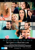 He's Just Not That Into You - Australian Movie Poster (xs thumbnail)