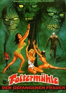 Les raisins de la mort - German Movie Poster (xs thumbnail)