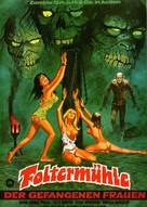 Les raisins de la mort - German Movie Poster (xs thumbnail)