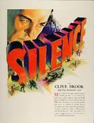 Silence - Movie Poster (xs thumbnail)