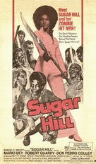 Sugar Hill - Movie Poster (xs thumbnail)