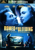 Romeo Is Bleeding - DVD cover (xs thumbnail)