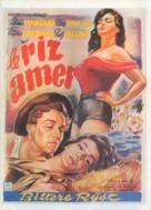 Riso amaro - Belgian Movie Poster (xs thumbnail)