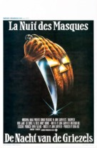 Halloween - Belgian Movie Poster (xs thumbnail)