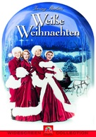 White Christmas - German DVD cover (xs thumbnail)