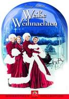 White Christmas - German DVD movie cover (xs thumbnail)