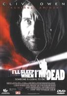 I'll Sleep When I'm Dead - Finnish DVD cover (xs thumbnail)