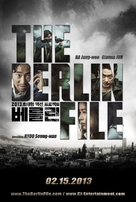 The Berlin File - Movie Poster (xs thumbnail)