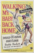 Walking My Baby Back Home - Movie Poster (xs thumbnail)