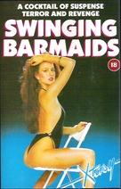 The Swinging Barmaids - British VHS movie cover (xs thumbnail)