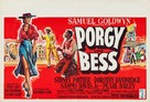 Porgy and Bess - Belgian Movie Poster (xs thumbnail)