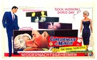 Pillow Talk - Belgian Movie Poster (xs thumbnail)