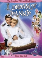 """""""I Dream of Jeannie"""" - DVD movie cover (xs thumbnail)"""