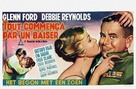 It Started with a Kiss - Belgian Movie Poster (xs thumbnail)