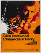 Dirty Harry - French Movie Poster (xs thumbnail)