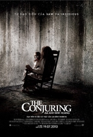 The Conjuring - Vietnamese Movie Poster (xs thumbnail)