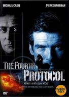 The Fourth Protocol - South Korean Movie Cover (xs thumbnail)