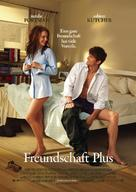 No Strings Attached - German Movie Poster (xs thumbnail)
