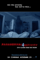 Paranormal Activity 4 - Singaporean Movie Poster (xs thumbnail)